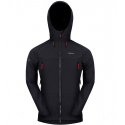 Superstrong softshell jacket