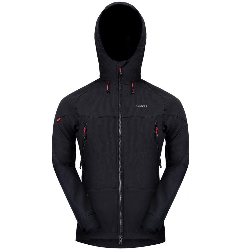 Men's Superstrong softshell jacket by Cimalp®