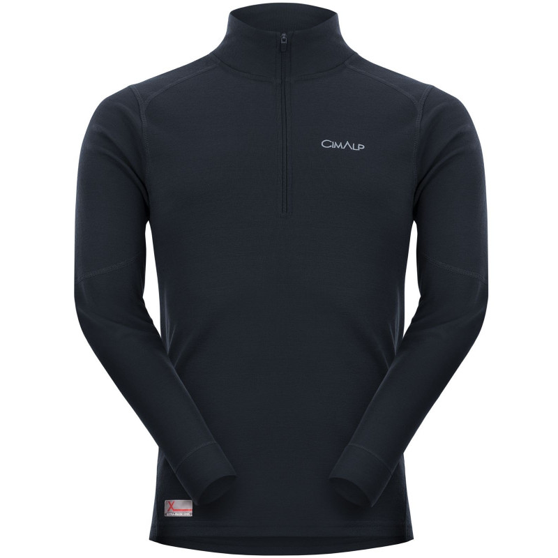 Extra-Warm 1/2 zip Technical Base Layer