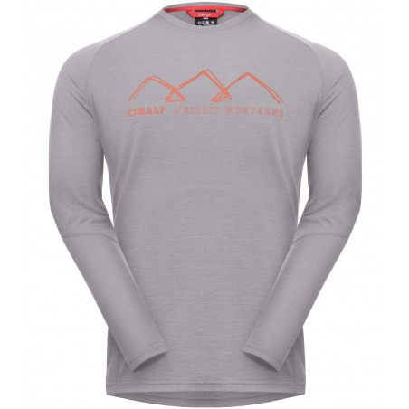 MERINO wool T-shirt - Long sleeves