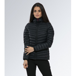 Puffer jacket with hood for Men & Women by Cimalp®
