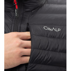 Men's Puffer jacket by Cimalp®