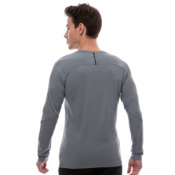 Men's MERINO wool T-shirt - Long sleeves by Cimalp®