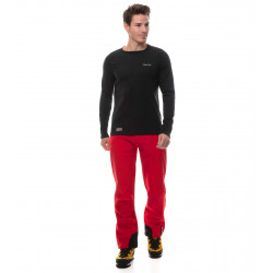 Warm round neck technical baselayer