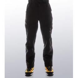 Warm, Waterproof 3-Layer Softshell Trousers