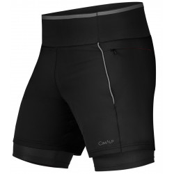 2 in 1 Trail Running Shorts