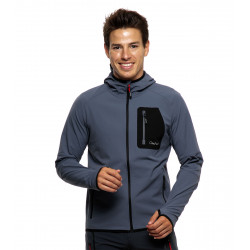 Windproof hiking jacket
