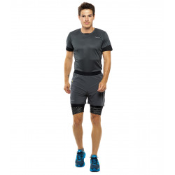 Trail Running Shorts 2-IN-1