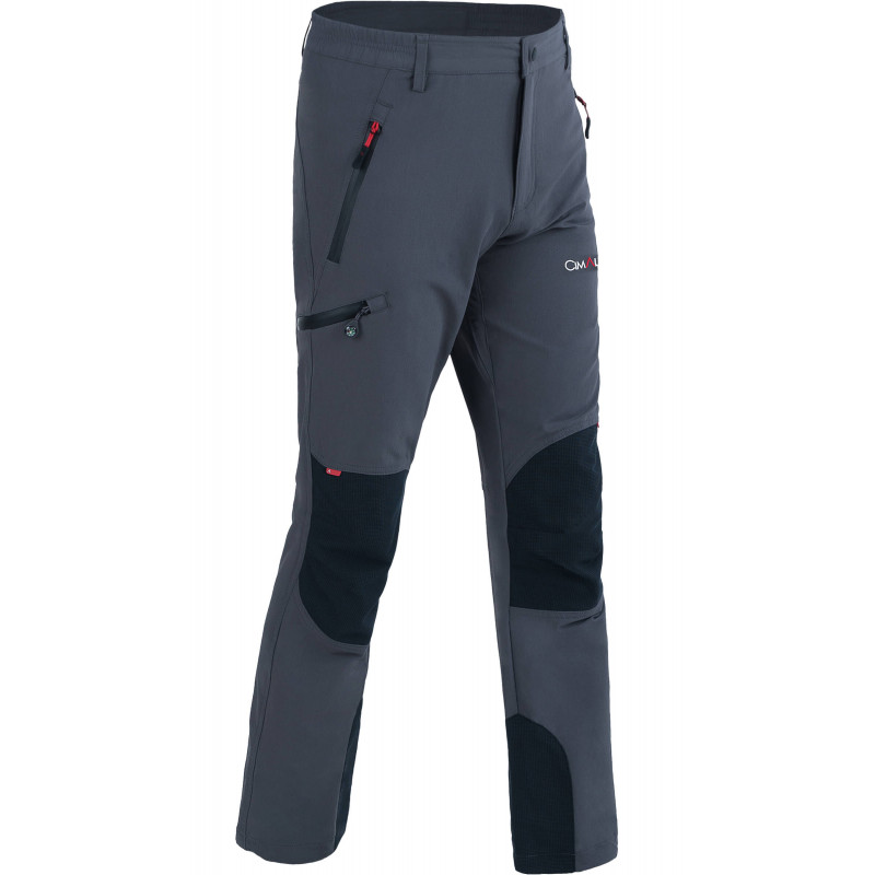 Stretch & reinforced mountain trousers