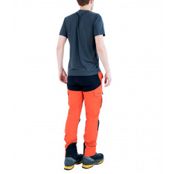 Reinforced hiking trousers with Stretch Lining