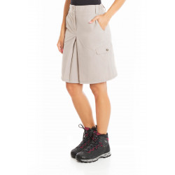 Hiking and travel skirt