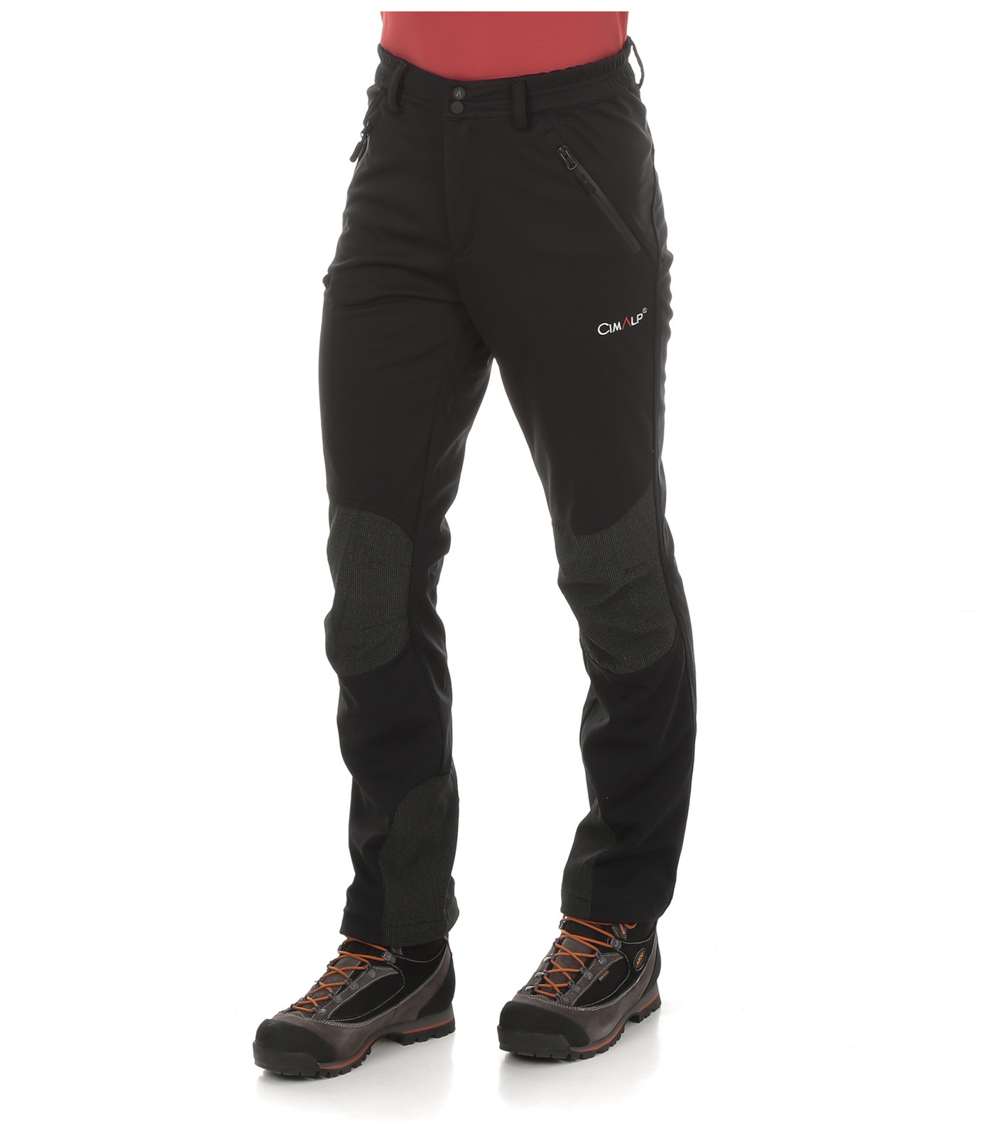 Pantalon de montagne chaud Softshell 3 couches FUSION