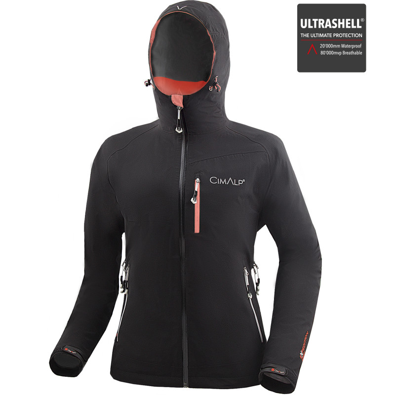 Ultrashell® hiking jacket