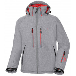 Warm Softshell Ski Jacket