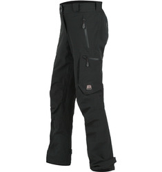 Hiking Trousers with Waterproof Membrane