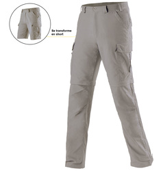 Men's KATMANDOU Lightweight Anti-Mosquito Convertible trouser
