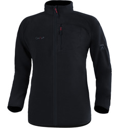Warm Zipped Fleece Jacket with Thermofleece-200
