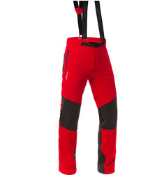 Men's TRANSALPIN Softshell Ski Trousers