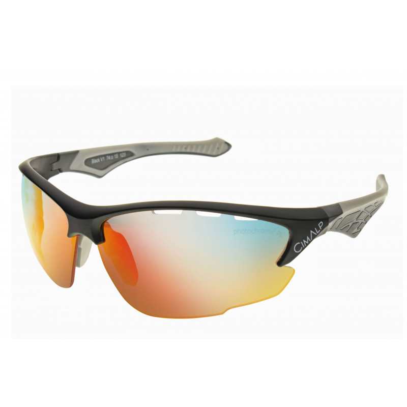 Multi-lens Trail Running sunglasses