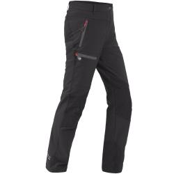 Pantalon de montagne bi-stretch avec renforts Kevlar jambes courtes EXPLORE-F COURT