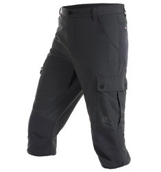 Men's CADAQUES Cropped Trousers with Stretch Lining