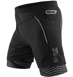 2-in-1 Trail Running Shorts