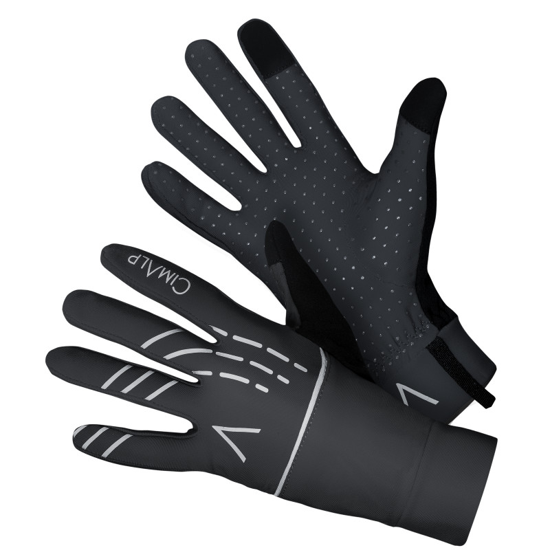 HYBRID Thermal Gloves with Wind and Rain Protection