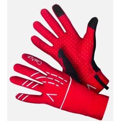 Paire de gants thermiques protection vent et pluie