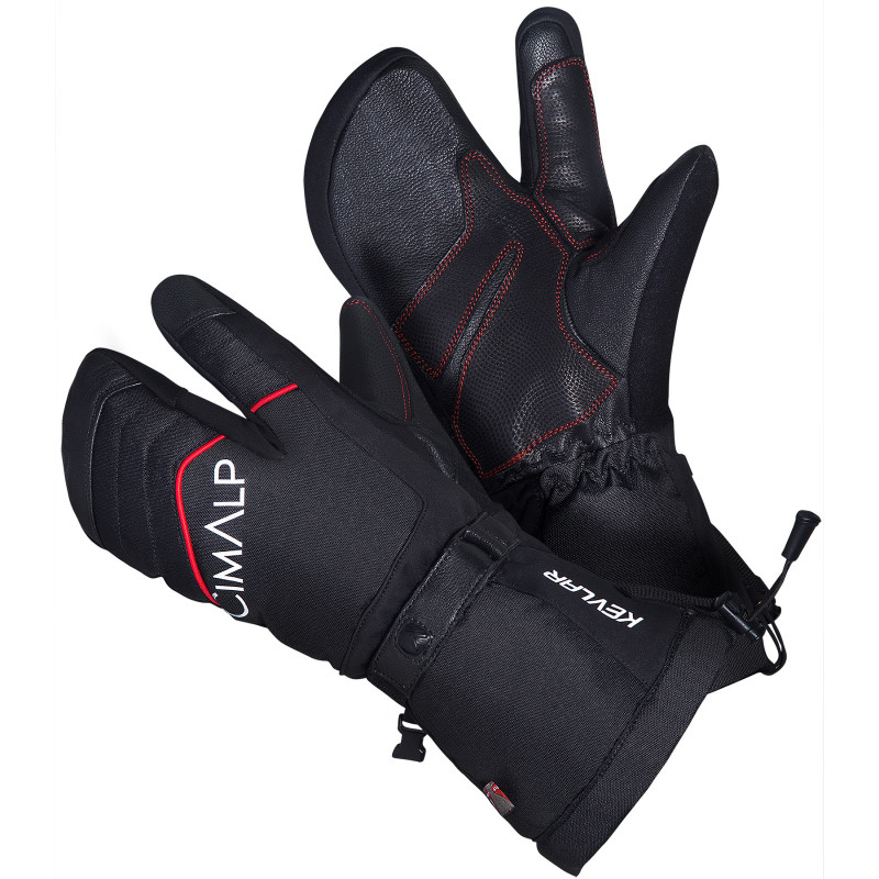 Primaloft® 3-finger gloves