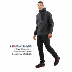 3-layer Waterproof Breathable Ultrashell® Jacket