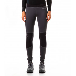 Softshell running tights