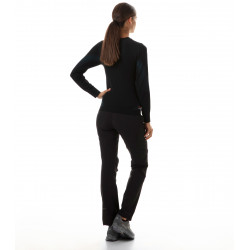 Warm Thermal Baselayer With Silk