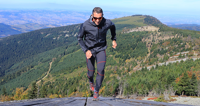 Waterproof Trail Running Jacket