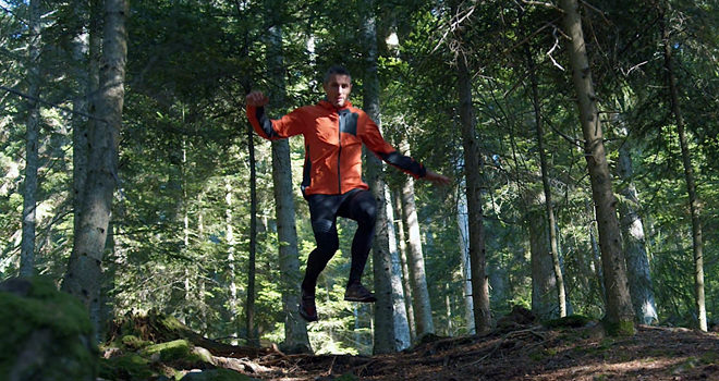 Trail Running Jacket for professionals